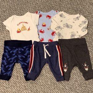Baby Boy Bundle - Old Navy